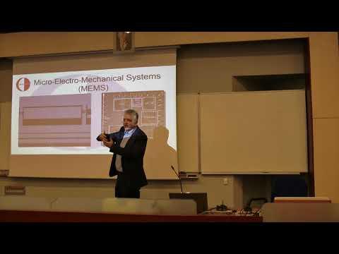 IEEE AP/MTT/EMC/ED Turkey Seminars - Prof. Tayfun Akın, February 23, 2018