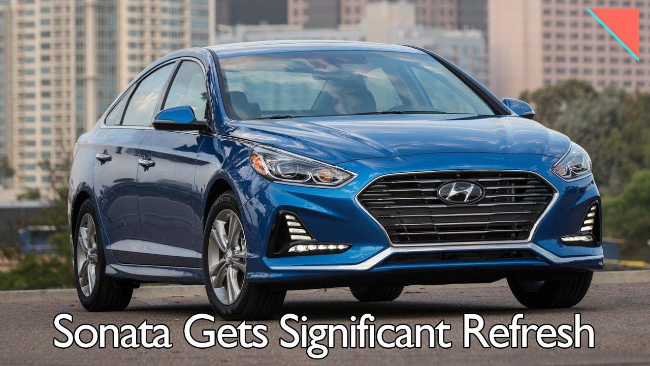 Hyundai Sonata Updates Bolt Battery Problems Autoline Daily 2178
