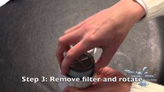 How To Rotate (Flip) Your Sprite HOC Shower Filter Cartridge
