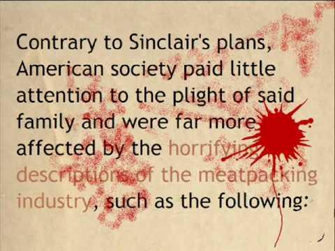 Upton Sinclair - The Jungle
