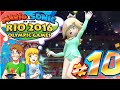 Mario & Sonic at the Rio Olympic Games Part 10 Rhythmic Gymnastics TOURNAMENT of Dance!