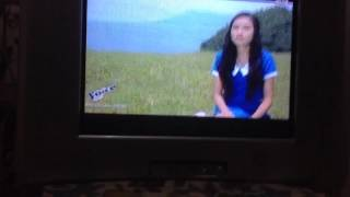 The Voice Teens Mica Becerro Queen of the night (Magic Flute)