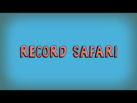 Record Safari | Trailer | Available NOW For Digital Rental | Vinyl Comeback | Record Collecting