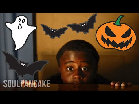 Kid President presents THE SCARIEST THING IN THE WORLD