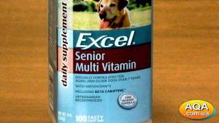 видео 8 в 1: Витамины и пищевые добавки для собак