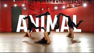 Trey Songz | Animal | Choreography - Michelle JERSEY Maniscalco
