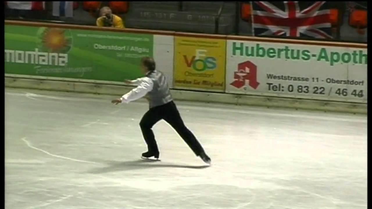 oberstdorf 2012 - ice skating isu adult competition - italia forum