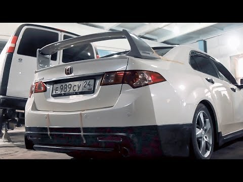 Honda Accord Re styling (1-я серия)