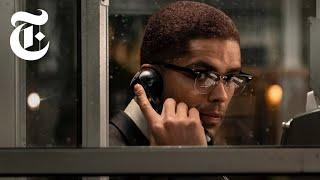 Watch Malcolm X Debate Sam Cooke in 'One Night in Miami'   Anatomy of a Scene