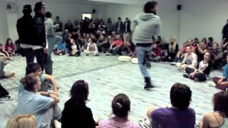 Les Twins in Open art studio | 2 | Kiev
