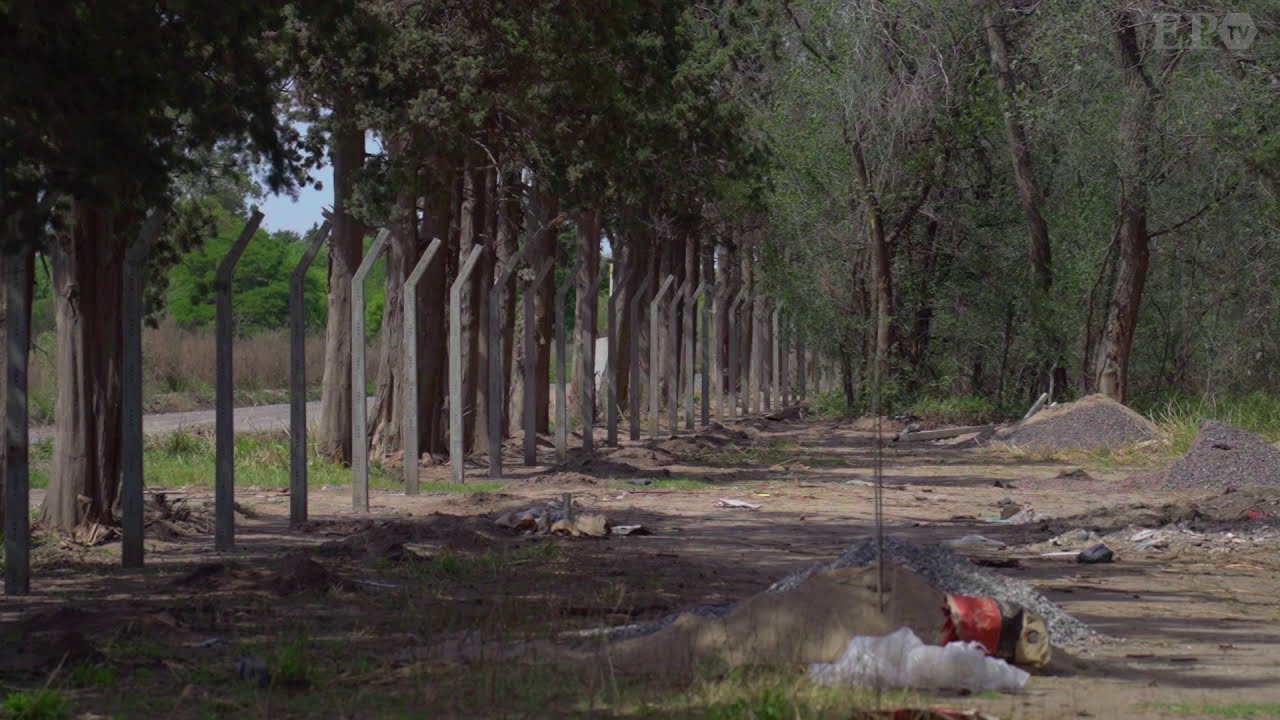 Circuito El Bosque: Policía Ambiental recorrió el predio que tiene casi listo su cercamiento