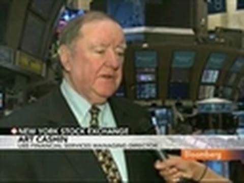 Cashin Calls Deutsche Boerse-NYSE `Marriage of Equals'