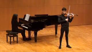 MUÑIZ MIQUEL / XVIII Concurs Instrumental San Anastasi
