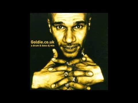 Goldie A Drum & Bass Mix CD 1 2001