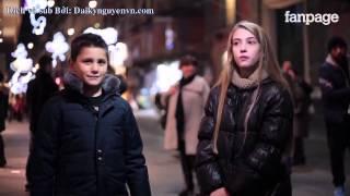 Trẻ em nghĩ gì về vấn đề bạo lực đối với phụ nữ