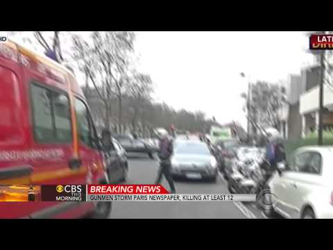 Who Is Responsible For Terror Attacks Against French Newspaper Charlie Hebdo