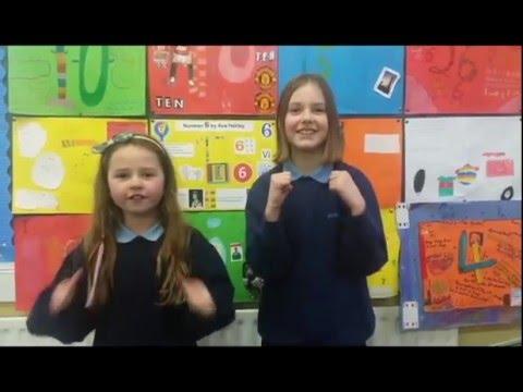 Irish Green-Schools children send climate message to Paris