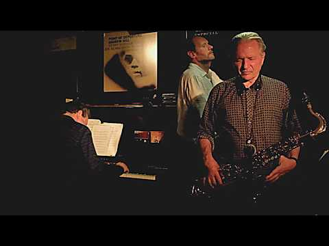 BRUCE BARTH/JERRY BERGONZI QUARTET plays live at Jimmy Glass Jazz Bar 2017