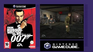 007 FROM RUSSIA WITH LOVE (James Bond) - GameCube Game Review