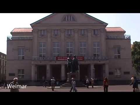 Places to see in ( Weimar - Germany )