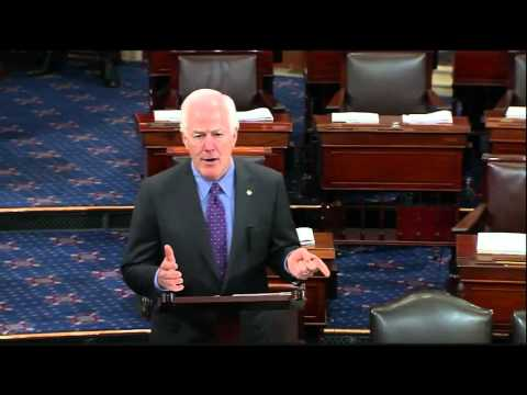 Senate Democrats Block Cornyn Proposal to Prevent Suspected Terrorists from Obtaining Firearms