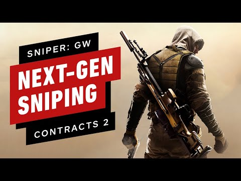 Sniper Ghost Warrior Contracts 2: The First Preview |