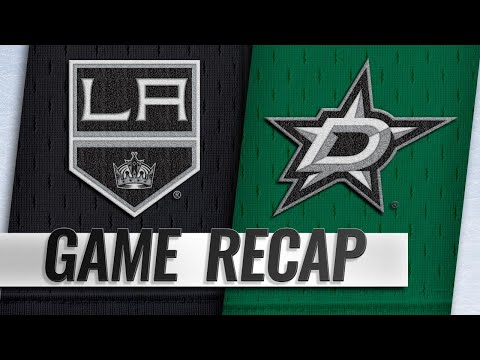 Hagelin, Campbell pace Kings past Stars, 2-1