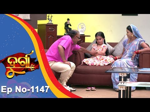 Durga | Full Ep 1147 | 11th August 2018 | Odia Serial - TarangTV