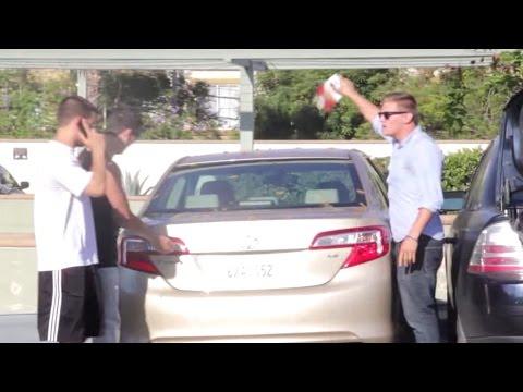 Parking too close Prank - Funny Public Pranks