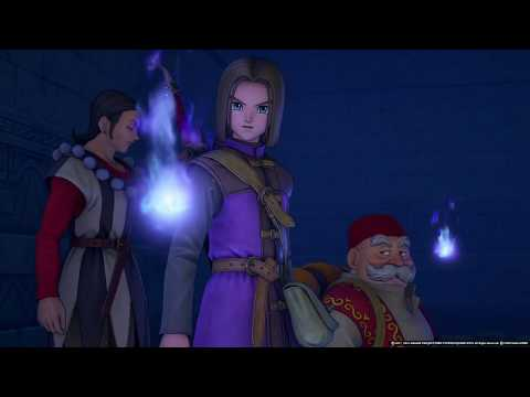 DRAGON QUEST XI: Echoes of an Elusive Age ( The Restless Knight + Boss Fight )