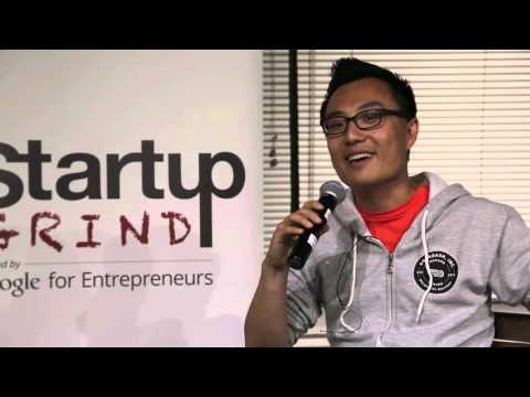 Startup Grind Silicon Valley Hosts Tony Xu (DoorDash)