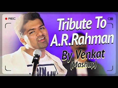 Tribute to A.R.Rahman | Venkat | Kalayil Dhinamum | Katre En Vaasal | Kadhalenum | Santhana Thendral Mp3