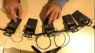 Depeche Mode - Just Can't Get Enough Teenage Engineering Pocket Operators Cover