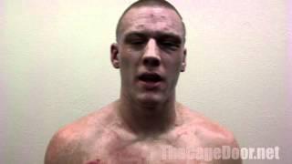 Cage Combat 6 Post Fight Interview: Levi West