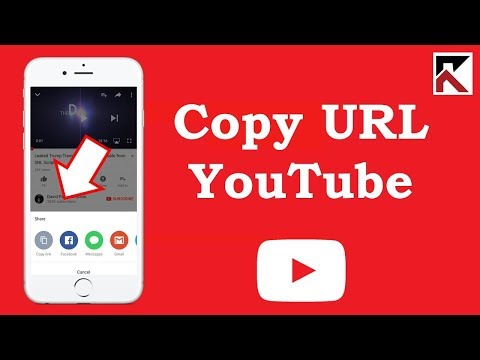 How To Copy Youtube Url Youtube IPhone