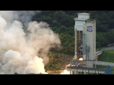 P120 - QM1 Premier essai réussi pour Ariane 6 et Vega C