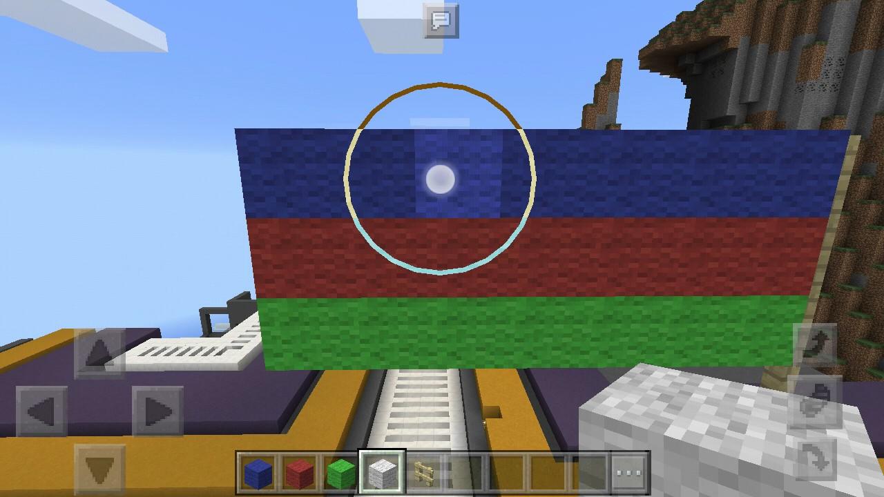 Minecraft Ülke Flamaları Yapımı (Tam 20 Ülke)