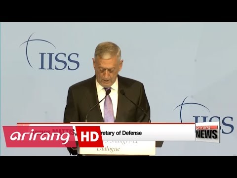 Asia Security Summit wraps up in Singapore