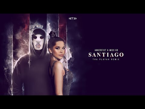 Angerfist & Miss K8 - Santiago (Tha Playah Remix)