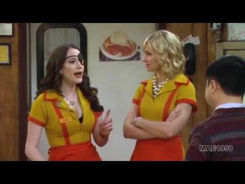 Download 2 BROKE GIRLS   Season 4   Bloopers