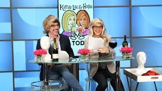 Matt and Ellen as Hoda and Kathie Lee