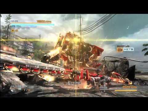 Metal Gear Rising Revengance - Blade Wolf DLC (Khamsin Boss Battle S Rank)