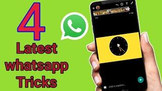 4 കിടിലം whatsapp tricks and tips 2019 |tech help malayalam