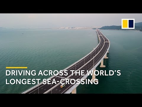 Why driving across the Hong Kong-Zhuhai-Macau bridge isn't a