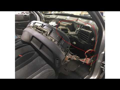 2004 Dodge Dakota Heater Core Or Evap Core Replacement (1 Of 3)