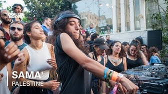 Sama' DJ Set | Boiler Room Palestine