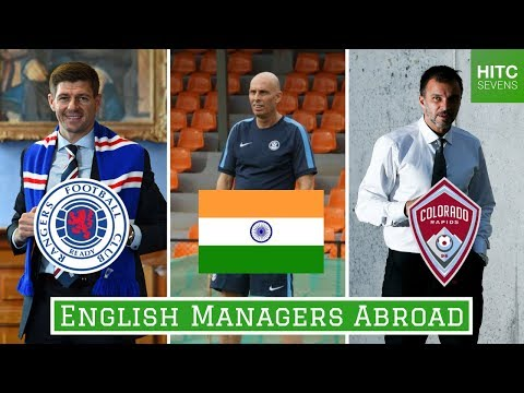 7 English Managers Working Abroad