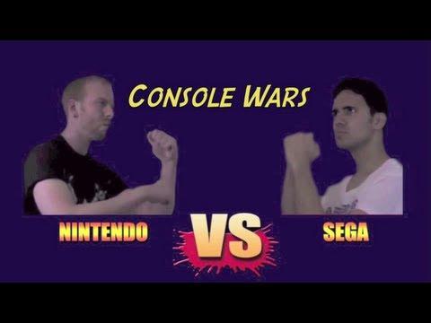Console Wars - Street Fighter II (Super Nintendo vs Sega Genesis)