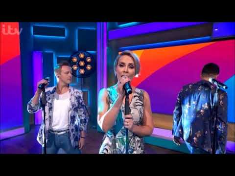 Steps Medley on This Morning  250518