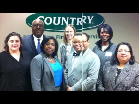 Miracle League   Volunteer of the Month   COUNTRY Financial